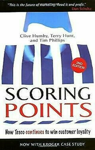 Scoring Points: How Tesco Geht Weiter Sich Win Kunde Loyalty Clive