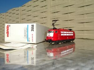 Märklin H0 - 3558 - Locomotive électrique - BR 103 - DB