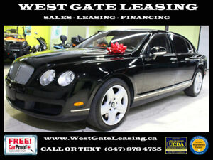 2006 Bentley Continental Flying Spur (CFS) AWD   NAVIGATION   NO ACCIDENTS  