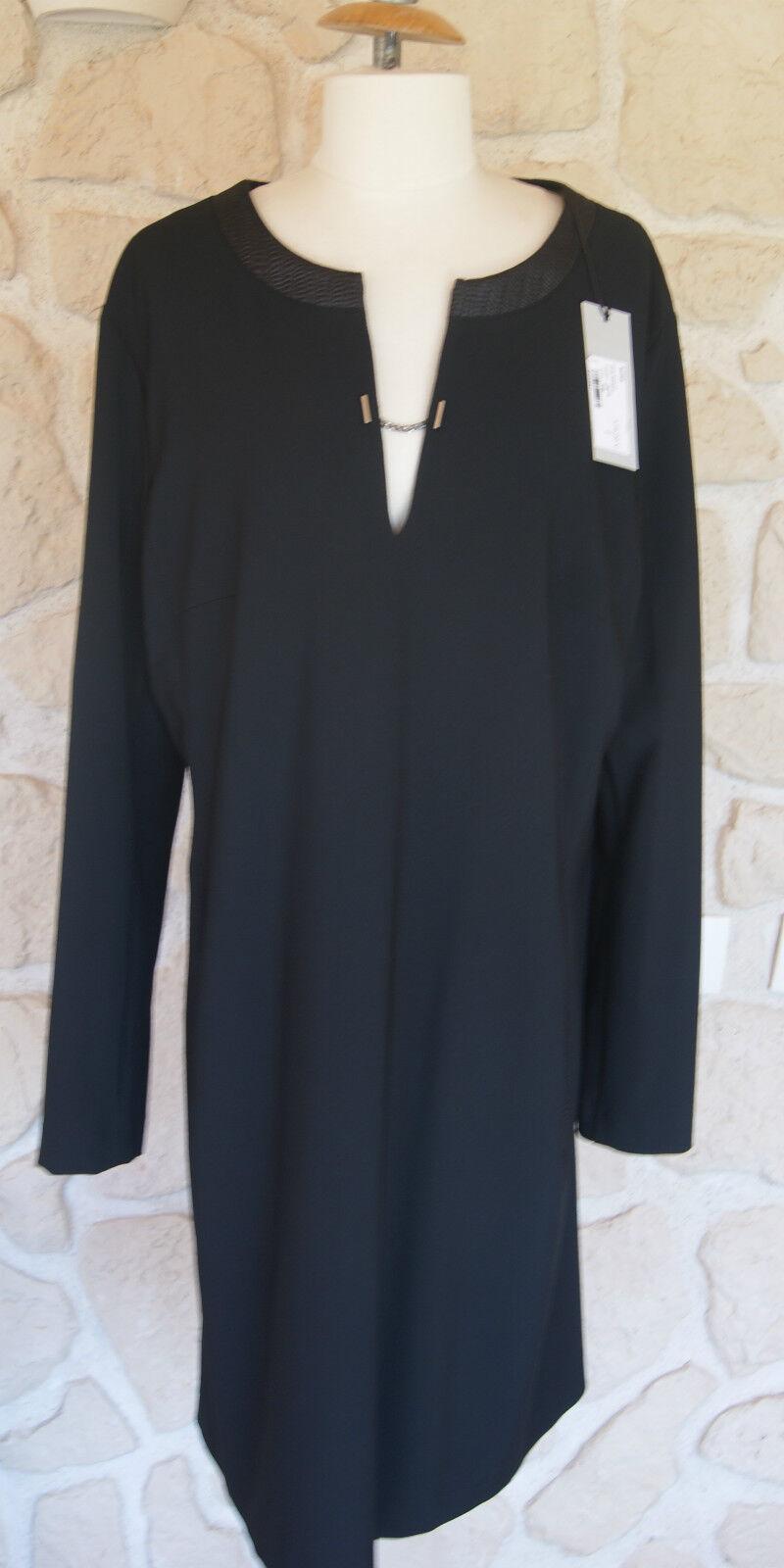 Robe blacke neuve marque Eva Kayan size 36 étiqueté à