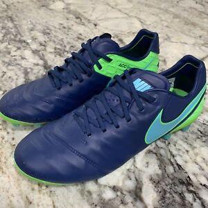 cortar cartel Religioso  Nuevo Nike Tiempo Legend VI 6 F Botines De Fútbol 819177-443 para hombres  talla 6.5 Acc AG PL | eBay