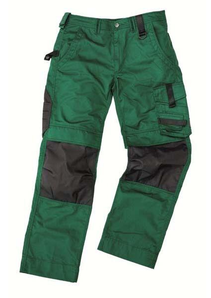Arbeitshose grün Kniepolstertasche Arbeitskleidung Bundhose Handwerk Garten Maco | eine breite Palette von Produkten  | Haltbar  | Hohe Qualität