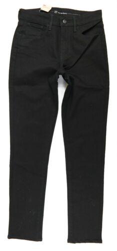 Jeans Black High W27 Donne Skinny 0041 Levis Pitch L34 19970 Rise r4qxOpr