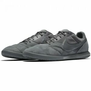 NIKE-PREMIER-2-SALA-Indoor-Soccer-ShoesUS-SZ-8-5-Men-s-WOLF-GREY-AV3153-001