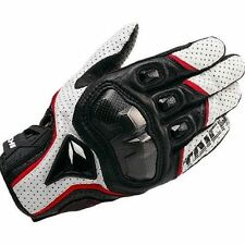 Mens RS Taichi Motorcycle SIZE L White L RST390 Perforated leather Mesh Gloves