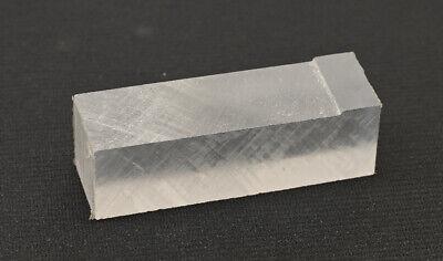 Clear crystal 63x16 Plastic scintillation crystal New Radiation detector