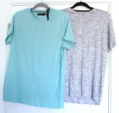 matalan acw85  jersey tshirt bundle blue  grey  medium