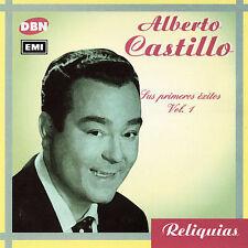 CASTILLO ALBERTO-VOL. 1-SUS PRIMEROS EXITOS (ARG) CD NEW