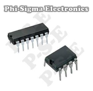 Details about Op Amp IC (LM741, LM358, LM324, LM393, TL071, TL072, TL074,  TL081, TL082, TL084)