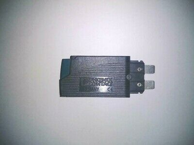 PHOENIX CONTACT TCP 4,0A RESETTABLE FUSE AC250V DC65V NEW 0712259