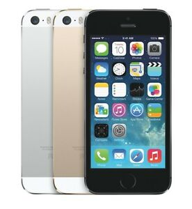 Apple-iPhone-5-16GB-4G-LTE-AT-amp-T-Smartphone-For-parts
