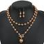 Fashion-Boho-Crystal-Pendant-Choker-Chain-Statement-Necklace-Earrings-Jewelry thumbnail 29