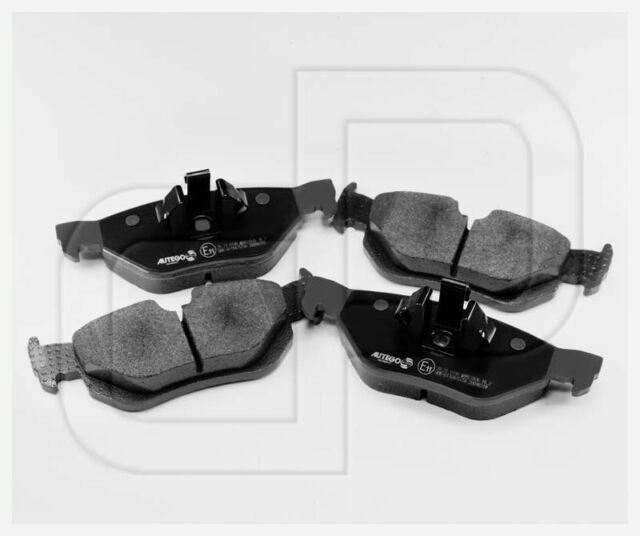 ATE 13.0460-7217.2 Bremsbeläge Bremsklötze Hinten BMW 1er 3er E90 E91 E92 X1 E84