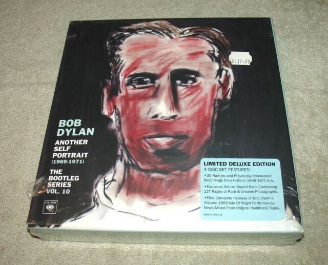 BOB DYLAN Another Self Portrait 1969-1971 Deluxe Edition BOX SET Bootleg Series
