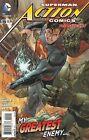 DC Action Comics #1 52 Superman 3rd Print Variant