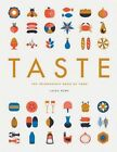 Taste: The Infographic Book of Food by Laura Rowe (Hardback, 2015)