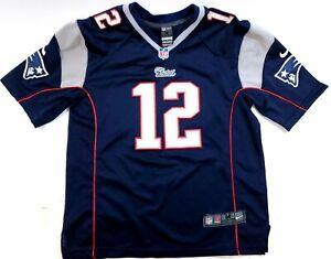 Nike On Field NFL New England Patriots Tom Brady Jersey Women's ...