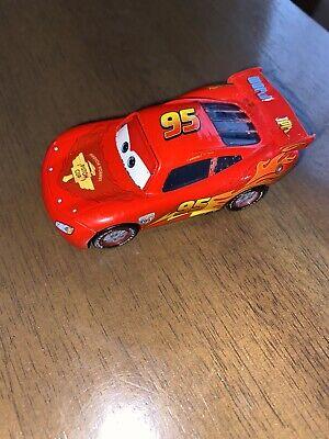 Disney Pixar Cars WGP Lightning Mcqueen 1//55 Diecast No Box