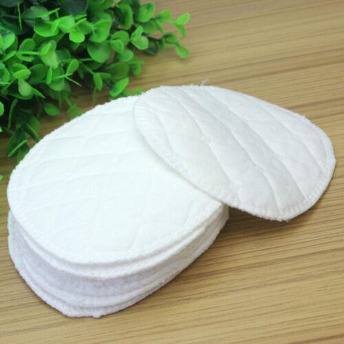 12pcs wiederverwendbare Bambus Bio-Brust-Pads wiederverwendbare waschbare Pflege