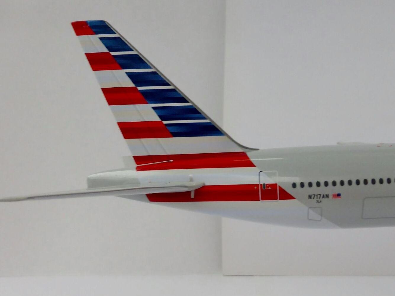 American Airlines BOEING 777-300er 1 200 Herpa 555883 777-300 777 Triple 7