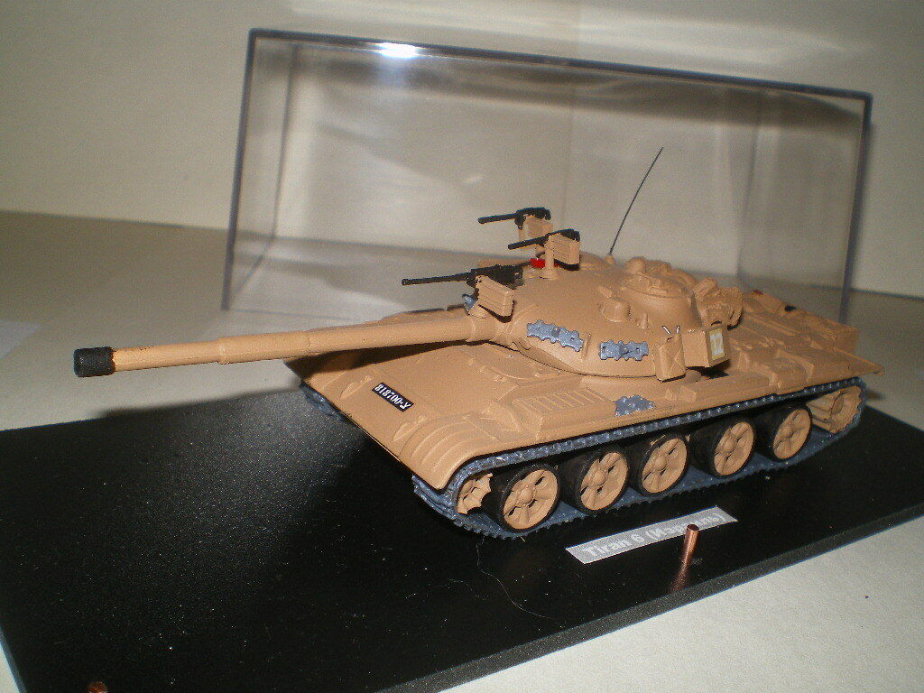 TANK  Tiran 6  Israel   (1 72) resin-metal