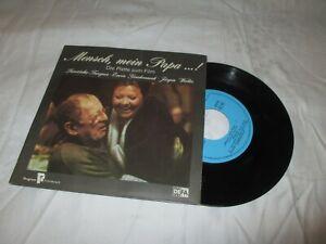DEFA-Mensch-mein-PAPA-MIT-AUTOGRAPH-Erwin-Goschonneck-Vinyl-Single-456-610