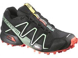 Details zu SALOMON Speedcross 3 W Damen Laufschuhe Größe wählbar! L378328 NEUWARE