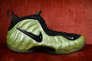 timeless design c2917 37e09 Details about CLEAN Nike Air Foamposite Pro Electric Green Lime Size 11  624041 300