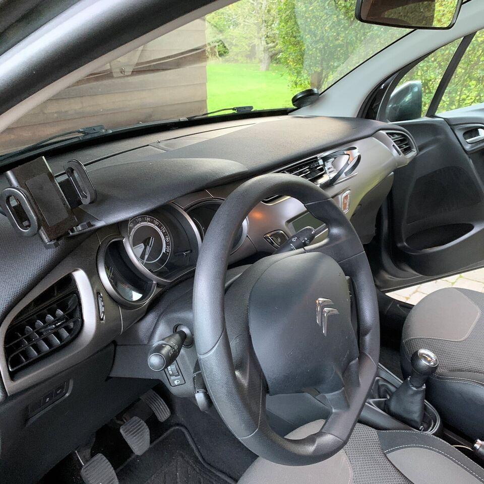 Citroën C3, 1,6 BlueHDi 100 Seduction Upgrade, Diesel