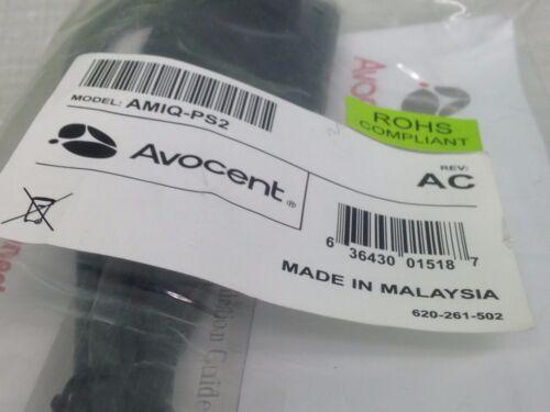 AMIQ-PS2 Avocent VGA-Video PS//2-Keyboard PS//2-Mouse Enhanced CAT5 AMIQ Module