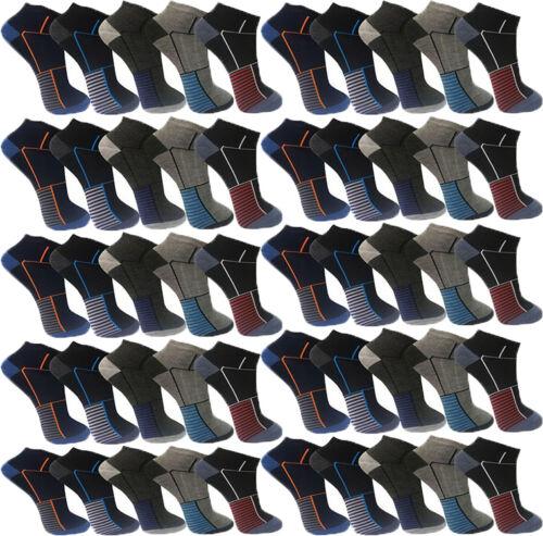 10 paia calzini da uomo misura 39-46 per il tempo libero Calze sneakersocken SNEACKER