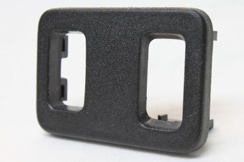 Firebird//Trans Am Convertible//TCS Switch Panel Ebony Black
