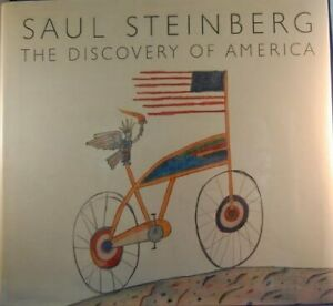The-Discovery-of-America-by-Steinberg-Saul