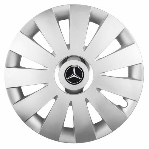 "4x16/"" Wheel trims wheel covers fit Mercedes Vito 16/"" silver"