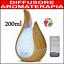 miniatura 1 - Umidificatore Ultrasuoni Diffusore di Aromi Oli Essenziali Per Aromaterapia