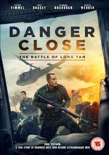 Danger Close - The Battle of Long Tan DVD (2020) Travis Fimmel, Stenders (DIR)