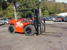 1987 Windham 10000 Capacity Rough Terrain Diesel Forklift