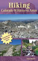 Hiking Colorado Wilderness Areas - Dave Muller (paperback)