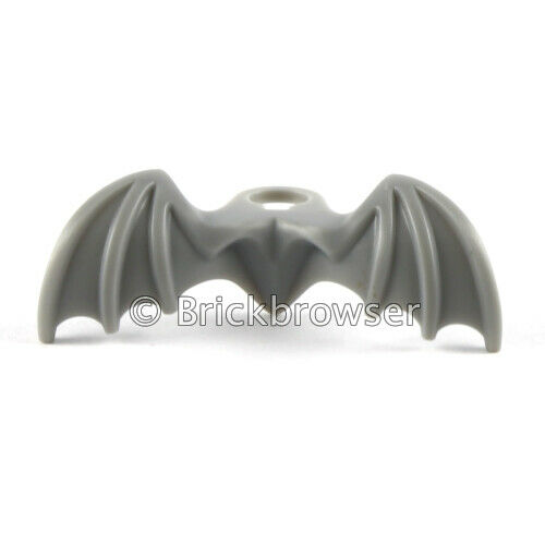 NEW LEGO Part Number 20608 in Med Stone Grey