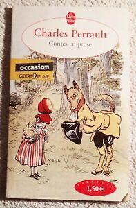 Charles Perrault Contes en prose Buch Librairie Generale Francaise 2004 gebunden