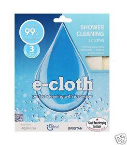 e-cloth-Shower-Bathroom-Cleaning-amp-Polishing-Cloth-Pack-2-Cloths-SHK