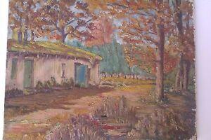 olio-su-tela-abitazione-e-sotto-legno-firma-M-Bianco