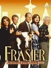 Frasier - Series 3 (DVD, 2004, 4-Disc Set, Box Set)