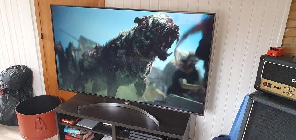 4K UHD, DolbyVision LED TV