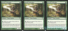 MTG Magic the Gathering CHAMPIONS OF KAMIGAWA 3X Orochi Leafcaller Snake Shaman