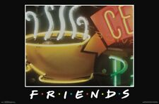 Hot N3196 24x36 TV SHOW COFFEE SHOP - CENTRAL PERK WINDOW POSTER 2 FRIENDS