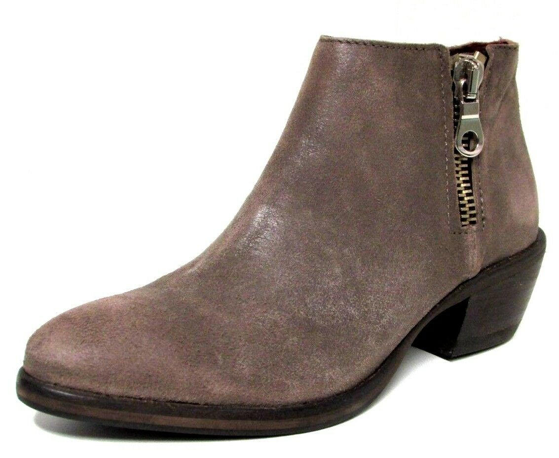 BOTTINES BOOTS BISOUS 36 cuir taupe zip country santiags BISOUS BOOTS CONFITURE femme NEUF 41f622