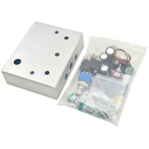 2019Distortion-DIY-Guitar-Pedal-Kit-With-1590BB-Pre-drilled-Diecast-Aluminum-Box