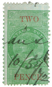 I-B-New-Zealand-Revenue-Stamp-Duty-2d-1867