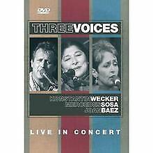 Three-Voices-DVD-Zustand-sehr-gut